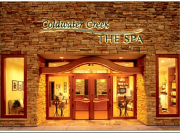 Coldwater Creek Spa Prices