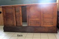 Antique General store display cabinet for sale in Alliston