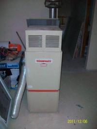 KERR High Efficiency Oil burning Furnace for sale in Sault ...