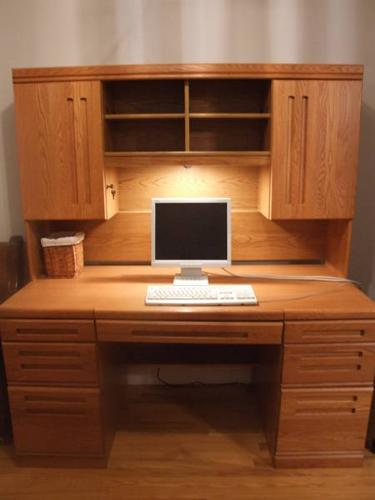 Palliser office desk for sale in Campbellford Ontario  Ads in Ontraio
