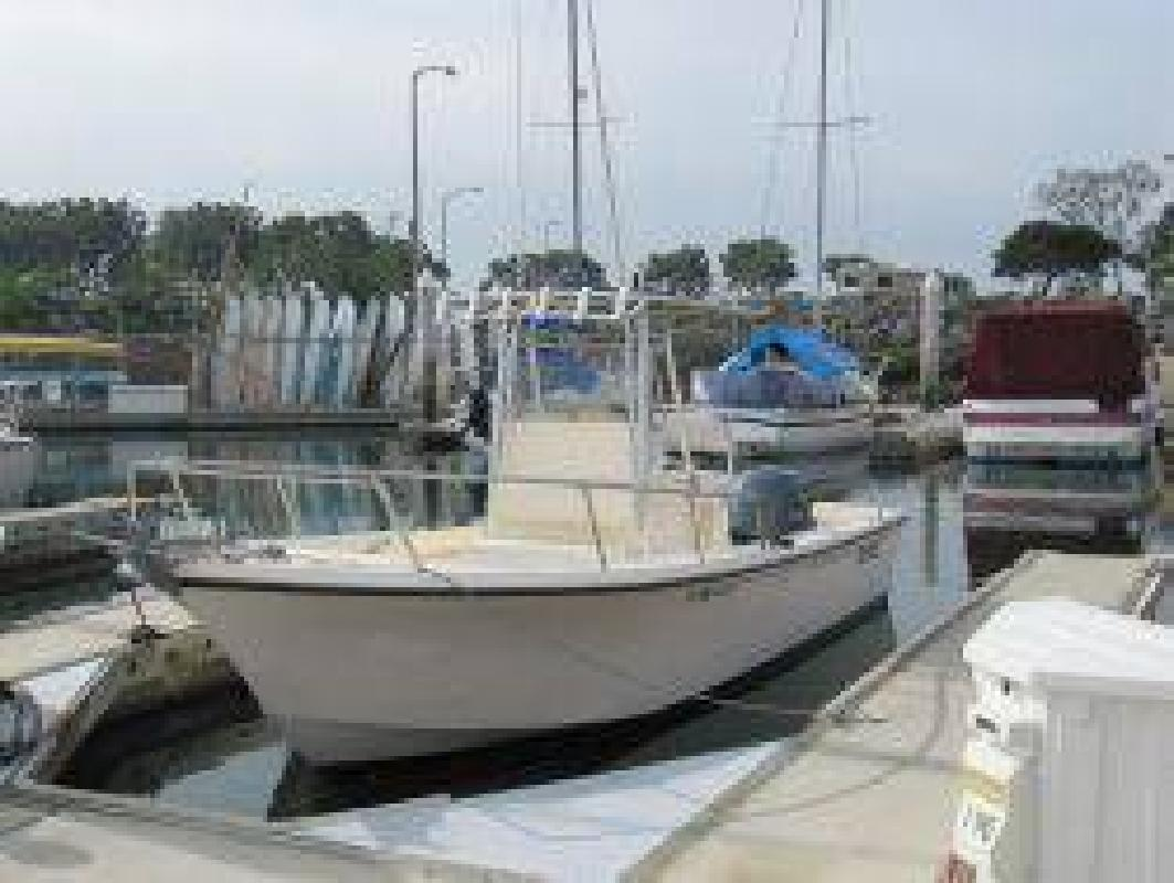23 Parker SE Center Console For Sale In San Diego California All Boat