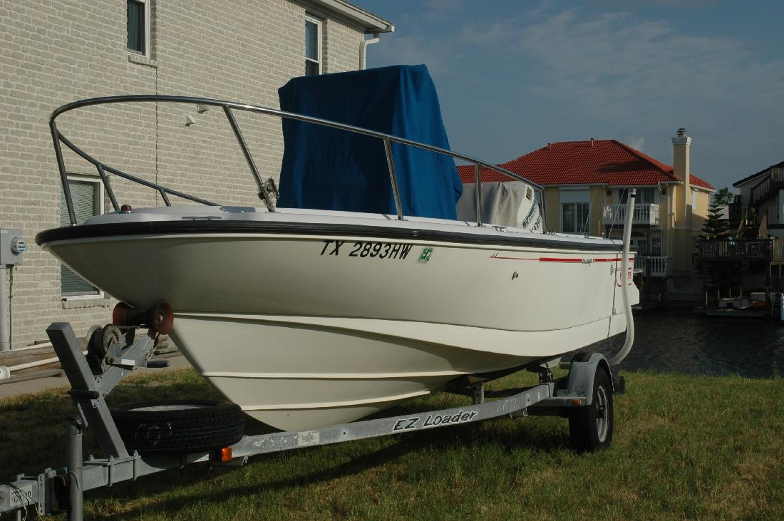 1996 17 Boston Whaler Outrage For Sale In Corpus Christi