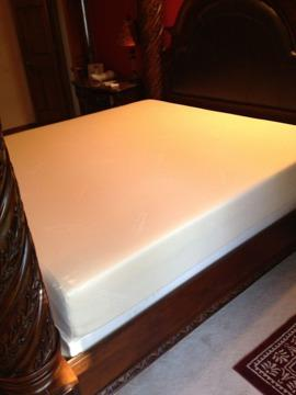 1 000 Obo King Size Deluxe Tempur Pedic Mattress