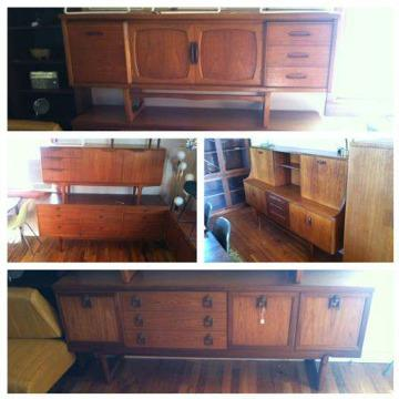 Mid Century Danish Modern Retro Furniture Broadway