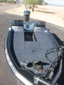 1995 CHAMPION 204 DCX Bass Boat For Sale In Phoenix