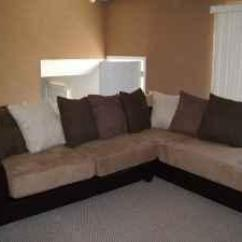 Leather Sofa Sale Raleigh Nc With Ottoman 10ft X 7ft Sectional's. & Micro-suede Ashley 4 ...