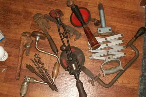 Old Antique Tools For Sale