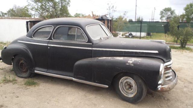 1946 Chevy 2 Door Sedan For Sale
