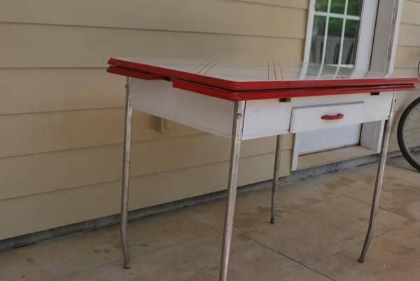 1950s kitchen table and chairs sets 1950 s enamel for sale in wacissa florida 150
