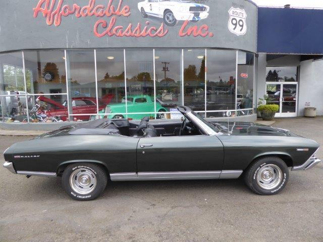 1969 Chevrolet Chevelle Convertible For Sale In Gladstone