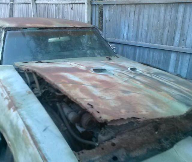 1969 Pontiac Gto Parts Project Car Restore Parts