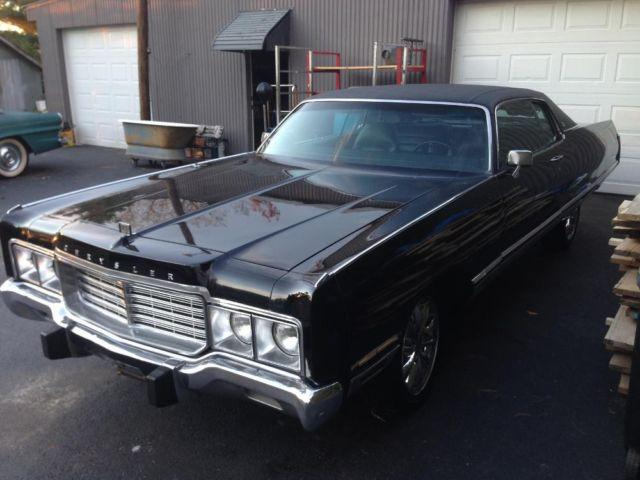 1973 Chrysler New Yorker Brougham 2 Door 440 V8 RARE For
