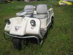 1974 Harley Davidson Golf Cart  (Pine River) for Sale in