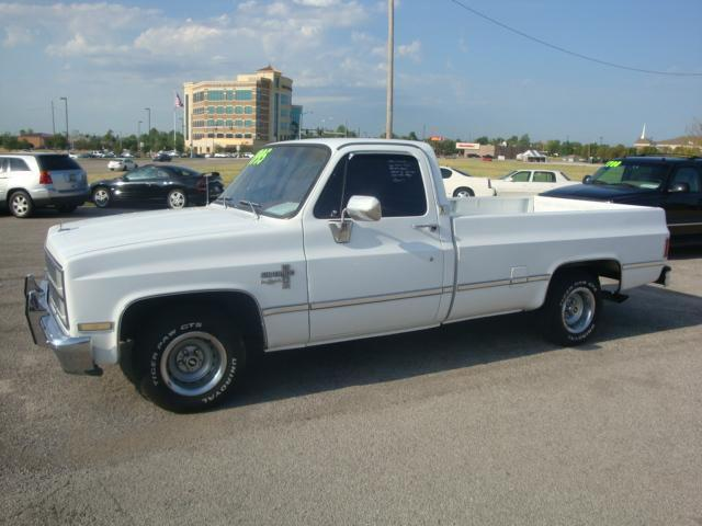 Long Bed 1973 Chevy C10