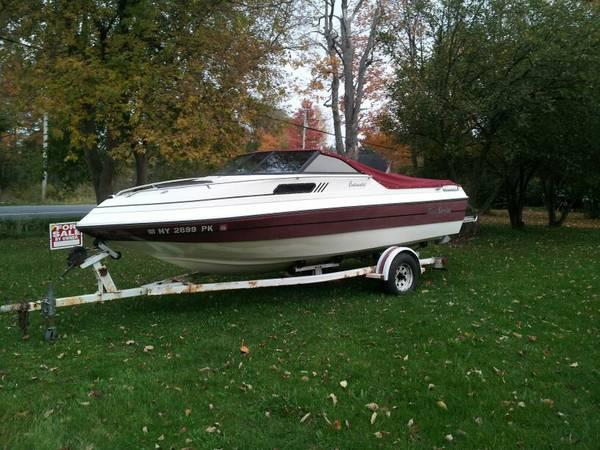 1985 19 Foot Sea Spirit For Sale In Ithaca New York