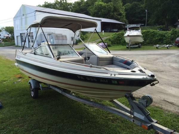 1986 bayliner capri wiring diagram for trailer mounted brake controller schematic sale in pennsylvania classifieds u0026 buy and sell pro line