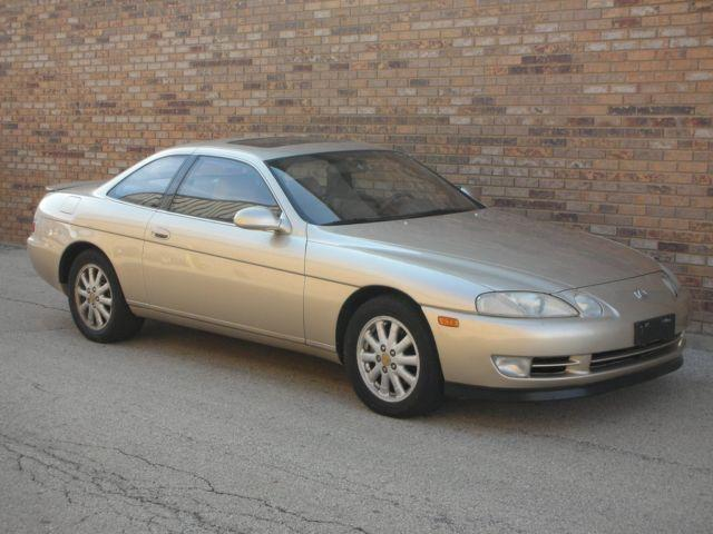 1993 Lexus Sc400 Only Clean Title For Sale In Dundee