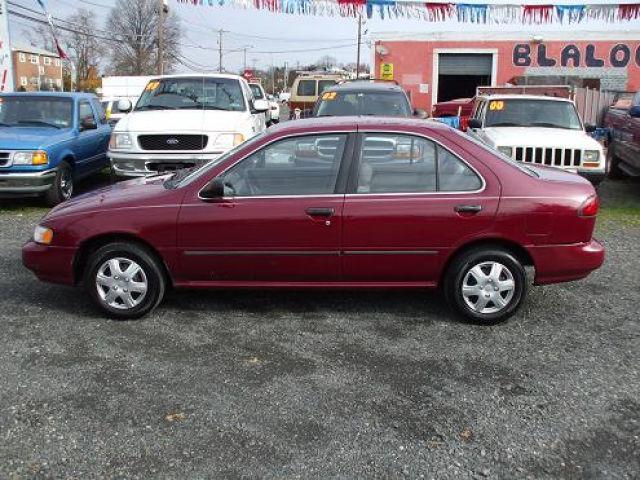 1996 Nissan Sentra GXE For Sale In Bristol, Pennsylvania