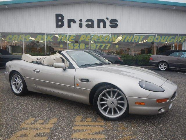1998 Aston Martin Db7 For Sale In Manasquan, New Jersey