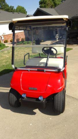 1999 Yamaha G19E Ultima 48volt Golf Cart for Sale in