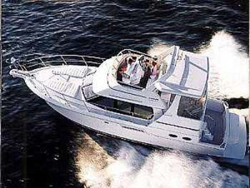 2000 Carver Yachts 404 Cockpit Motor Yacht For Sale In