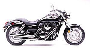 2002 Kawasaki Vulcan 1500 Mean Streak for Sale in