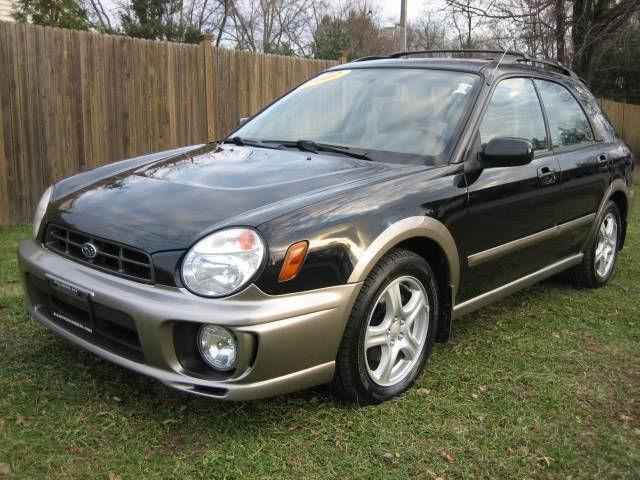 2002 Subaru Impreza Outback Sport Wagon For Sale In