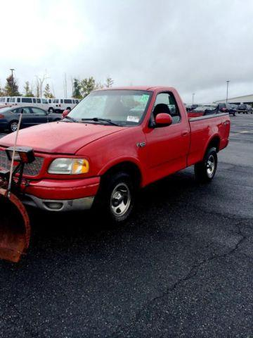 2001 F150 Wiring Harness 2003 Ford F150 Xl Pick Up 4 4 V6 Snow Plow For Sale In