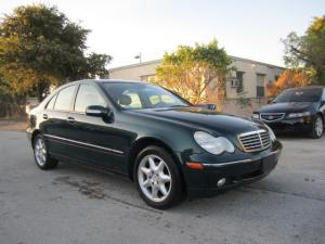 2003 MercedesBenz CClass C240 for Sale in Miami, Florida