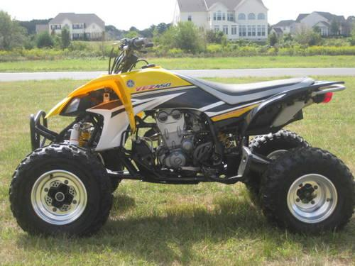 Yamaha Yfz 450 Special Edition For Sale In