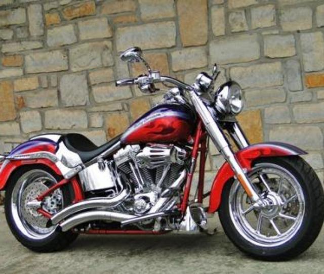 2006 Harley Davidson Softail Screamin Eagle Fat Boy