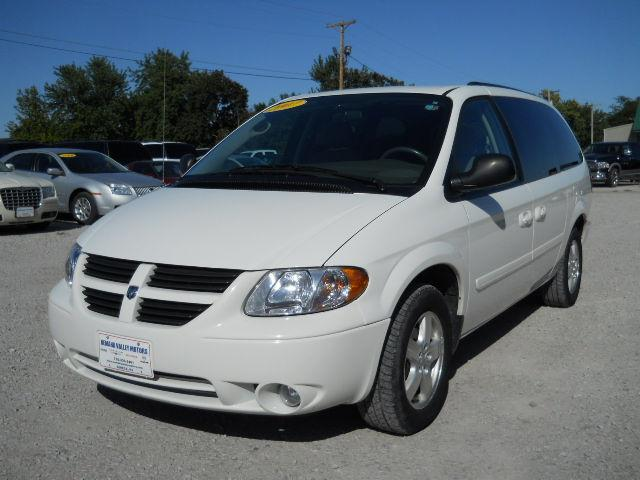 2007 Dodge Grand Caravan Minivan Wiring Diagram