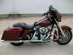 2008 HarleyDavidson FLHX Street Glide for Sale in Sabetha