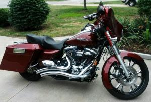 2008 Harley Davidson FLHX Street Glide for Sale in