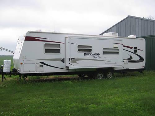 2009 rockwood lite 27ft camper for Sale in Saint James. Minnesota Classified | AmericanListed.com