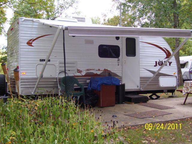 2012 Layton  Joey Travel Trailer for Sale in Kenosha Wisconsin Classified  AmericanListedcom