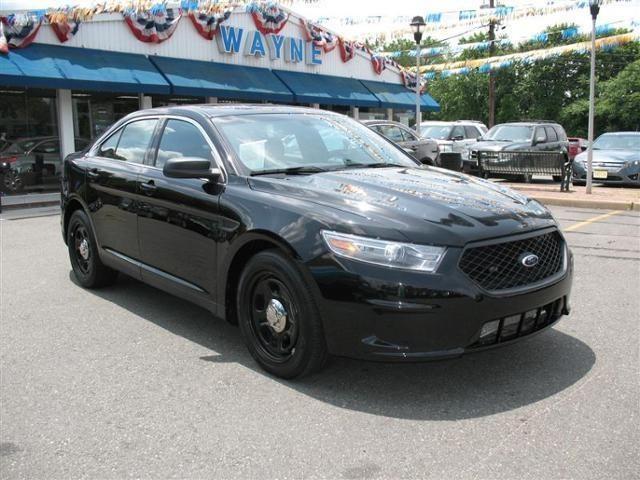 2013 Ford Interceptor Review