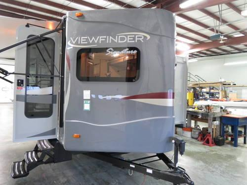 2014 19fk Finder Front Kitchen Areo Dynamic Towing