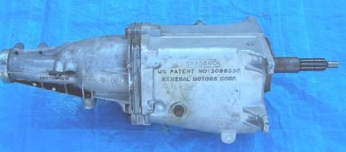 4 Different Gm Muncie 4 Speed Transmission M20 M21 For