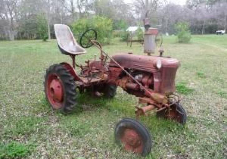 Farmall Tractors For Sale In Texas