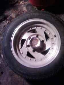 6 Lug Aluminum Saw Blade Wheels With Tires Dublin Ga