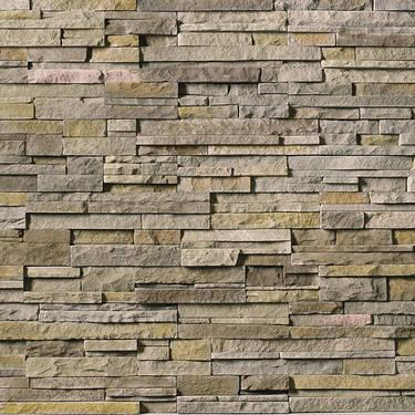 7 Boxes of Owens Corning Cultured Stone Veneer  Alpine Ledgestone for Sale in Caryville