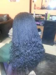 aicha professional african hair