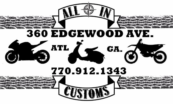 All your motorcycle/ATV needs inside the city!!! for Sale