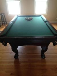 AMF PlayMaster Pool Table for Sale in Elburn, Illinois ...