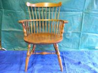 Antique Ethan Allen Maple Captains Chair for Sale in ...