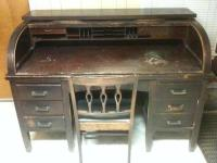 Antique Roll Top Desk for Sale in York, Pennsylvania