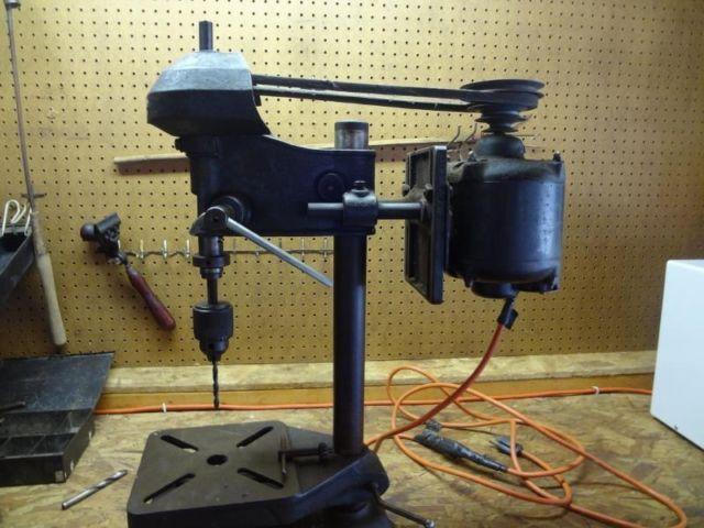 Old Sears Drill Press