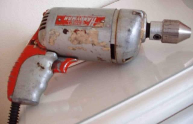Antique Electric Drill
