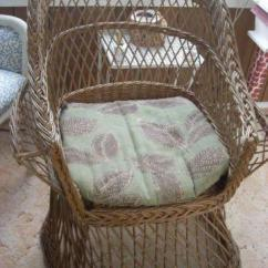 Antique Wicker Chairs Sure Fit Dining Room Chair Covers With Arms Gooseneck Classifieds Buy Sell Across The Usa Americanlisted